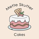 博客 Mette Elkjær - Cake and dessert blogger